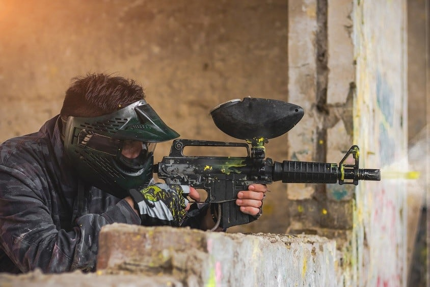 paintball terminology